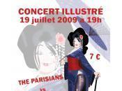 Arthur Pins Parisians pour concert illustré tous Bellevilloise