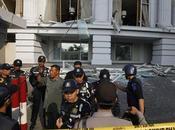 Jakarta frappée deux attentats bombe