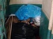 père Noël ordure habite dans immeuble...