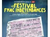 Festival fnac indetendances