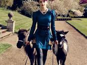 Emma Watson dans Teen Vogue 2009