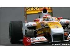 Renault privé Grand Prix d'Europe