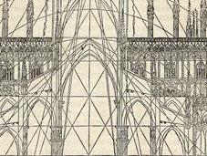 Autour Cathédrales Verbe géométrique, Thierry Champris, éditions Trédaniel