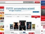 Milan, Turin, Gênes, Naples libraire italien Feltrinelli s'étend