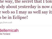 Jodelle Ferland confirme qu'elle sera bien dans Eclipse
