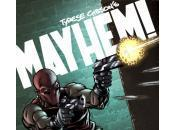 Tyrese Gibson lance Mayhem comics, bébé
