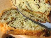 Cake champignons gruyère