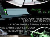 Street Bowl Contest 2009 Lausanne (Suisse)
