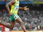 Usain Bolt explose record Monde Mètres
