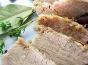 Rôti porc saumuré maison