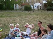 picnic très chic
