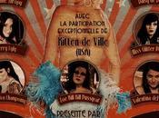 burlesque Cerise Diva Champomy