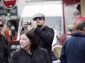 Leonardo DiCaprio tournage Paris