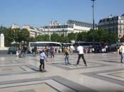 Faire roller Paris (Trocadéro)