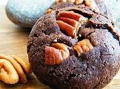 fabulous Vegan Pecan Cookie-Brownie (sans oeuf, plv)
