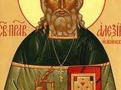 août Saint père Alexis, prie Dieu pour nous