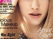 [couv] Amanda Seyfried pour Allure magazine
