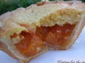tartelettes frangipane cachent délicieuse compotée d'abricots
