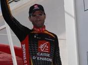 Tour d'Espagne 2009 Valverde chef avec Caisse d'Epargne