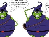 L'avis Héros Bouffon Vert (Green Goblin)