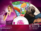 U-SING début playlist