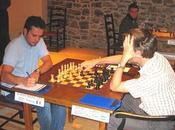 Etienne Bacrot tête 10ème Tournoi International d'échecs Montréal