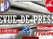 Valenciennes: revue presse