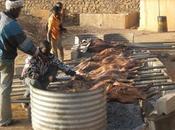 Gastronomie saharienne: méchoui mouton