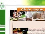 ville Lempdes club l'arc ouvrent leurs nouveaux sites