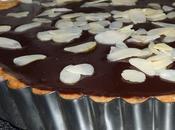 Tarte chocolat châtaigne