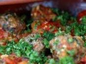 Tajine tomates boulettes d'agneau patience récompensée
