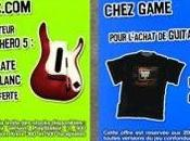 GUITAR HERO Offres Magasins!