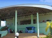 L'aquarium Nong Khai ouvert.