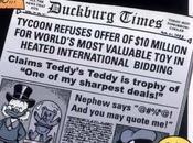 Picsou a-t-il vendu nounours offert Théodore Roosevelt