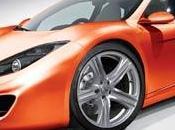 McLaren n'attendra Salon Francfort pour présenter MP4-12C