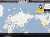 Hasbro monopolyse Google Maps