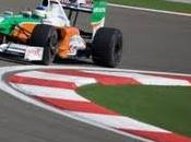 Monza, Force India impressionnent