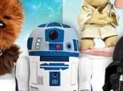 Peluches Star Wars