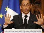 Sarkozy s'élève pour éviter chahut