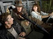 volet d'Indiana Jones préparation
