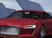 Francfort 2009 Audi E-Tron