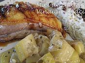 Filets canard miel, courge bidao coriandre gingembre