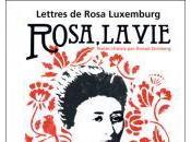 Rosa Luxembourg, lettres d'espoirs théâtre