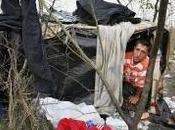 soufrance réfugiés Calais.....