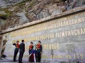 Suisse, Dimitri Medvedev rend hommage général russe Alexandre Souvorov
