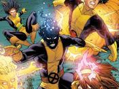X-Men Nouveaux Mutants préparation