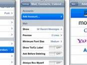pouliche, Push iPhone natif compte Gmail !!!!!! [Voyons voir comment régler ça.]