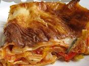 Lasagnes légumes chèvre
