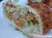 roulé dinde abricots secs fonio épices