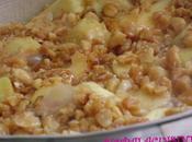 Pffff... technologie... tarte pommes doublement croustillante!